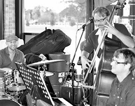 jazz orgy June, 6:30 PM - Beach Harbor - Sturgeon Bay - United States - Watch out for  the Jazz Orgy and their enchanting mix of jazz, funk, blues, and groove … and.