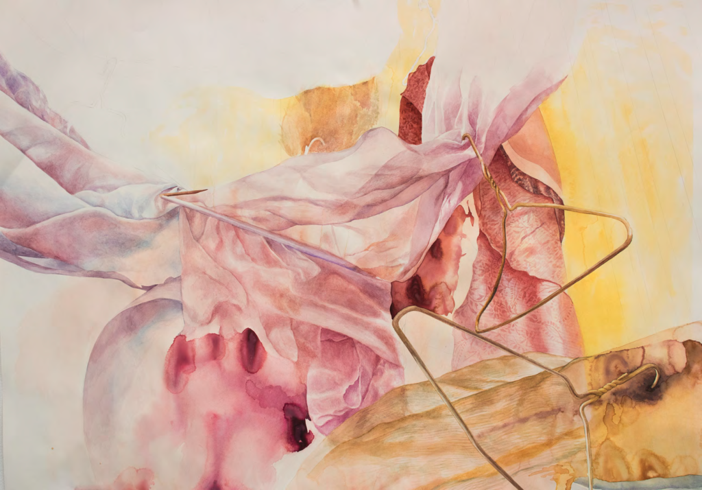 Ambrin Ling: Works On Paper
