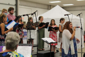 Children's Chorale Auditions